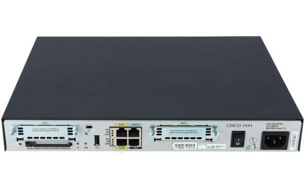 Cisco CISCO1841-SEC/K9, 1841 Security Bundle,Adv.Security,64FL/256DR