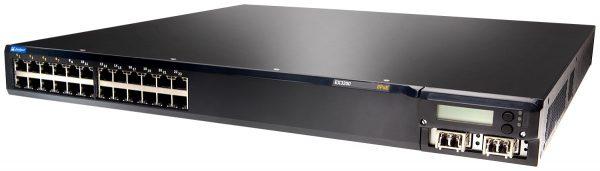 Juniper EX3200-24T 24x 1000Base-T Ports 8x PoE Managed L3 1U Switch