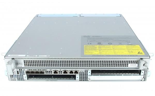 Cisco ASR1002-5G-SEC/K9, ASR1002 VPN+FW Bundle w/ ESP-5G,AESK9,License,4GB DRAM