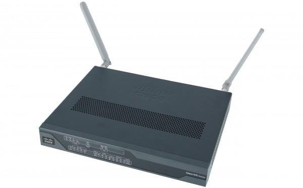 Cisco C881G+7-K9, WAN FE (non-US) 3.7G HSPA+ R7 w/ SMS/GPS (MC8705)