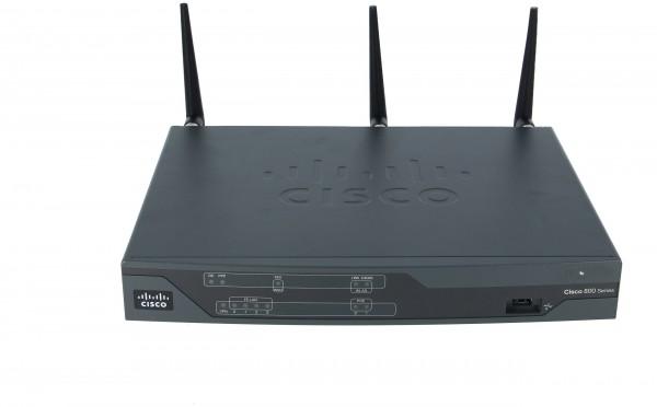 Cisco C887VA-W-E-K9, Cisco 887VA VDSL2/ADSL2+ over POTS W/802.11n ETSI Comp