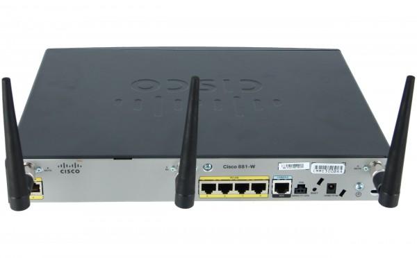 Cisco C891FW-E-K9, Cisco 890 Series Integrated Services Routers.