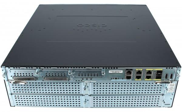 Cisco CISCO3925-SEC/K9, Cisco 3925 Security Bundle w/SEC license PAK