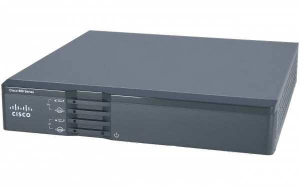 Cisco CISCO866VAE-K9, Cisco 866VAE Secure router with VDSL2/ADSL2+ over ISDN