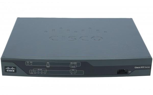 Cisco CISCO887VA-SEC-K9, Cisco 887 VDSL/ADSL over POTS Multi-mode Router w/ Adv IP