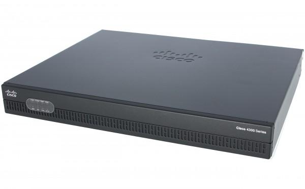 Cisco ISR4321/K9, Cisco ISR 4321 (2GE,2NIM,4G FLASH,4G DRAM,IPB).