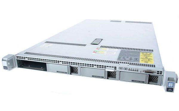 Cisco - UCSC-C220-M4L= - UCS C220 M4 High-Density Rack Server (Large Form Factor Disk Drive Model) - Server - Rack-Montage