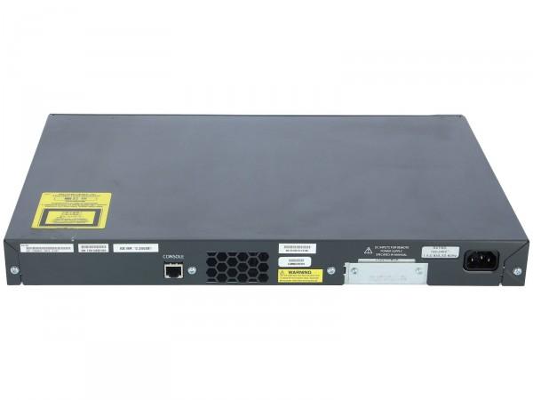 Cisco WS-C3560V2-48PS-E, Catalyst 3560V2 48 10/100 PoE + 4 SFP + IPS (Enhanced) Image