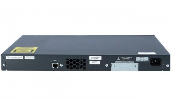 Cisco WS-C3560V2-48TS-E, Catalyst 3560V2 48 10/100 + 4 SFP + IPS (Enhanced) Image