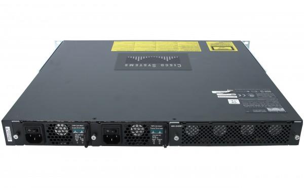 Cisco WS-C4948E-S, Catalyst 4948E. IPB. 48-Port 10/100/1000+ 4 SFP+. AC p/s